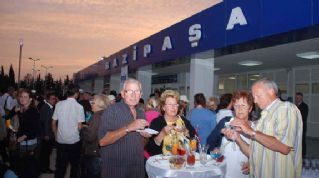 Gazipasa Alanya Airport Turkey